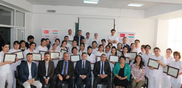 Türkiye'nin İşitme Tarama Alanındaki Tecrübesi Tacikistan'a Aktarılıyor - 1