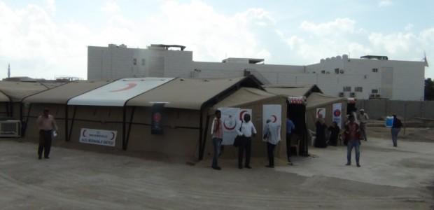 Yemen'deki Sahra Hastanesi 1 Milyon Kişiye Umut Oldu - 3