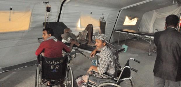 Yemen'deki Sahra Hastanesi 1 Milyon Kişiye Umut Oldu - 2