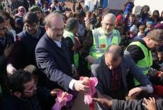 TİKA Heyeti'nin Suriye Ziyareti (7 Şubat 2018)