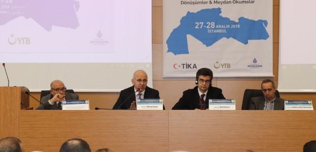 """تيكا التركية تقيم ندوة تحت عنوان """"المجتمع والسياسة في شمال افريقيا"""" - 3"""