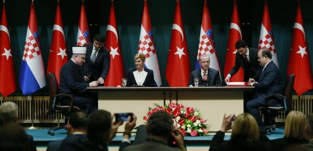 تيكا التركية تقوم بإنشاء مركز ثقافي إسلامي في كرواتيا - 1