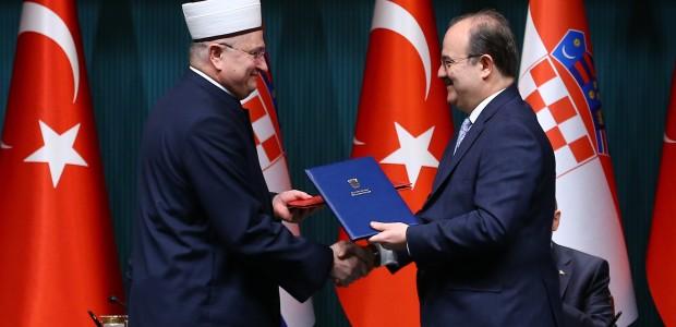 تيكا التركية تقوم بإنشاء مركز ثقافي إسلامي في كرواتيا - 2