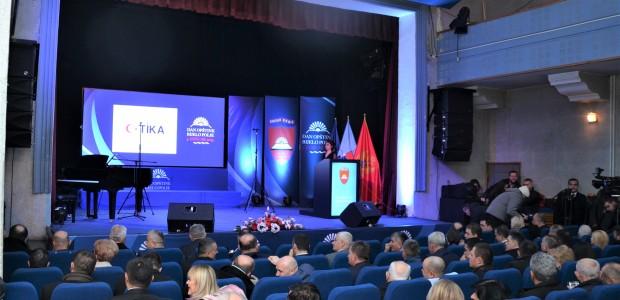 TİKA'dan Karadağ'da Kültür Merkezine Destek - 1