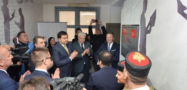 TİKA'dan Karadağ'da Kültür Merkezine Destek - 2