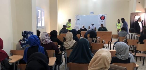 تيكا التركية تدعم التعليم في منطقة فيزان جنوب ليبيا - 1
