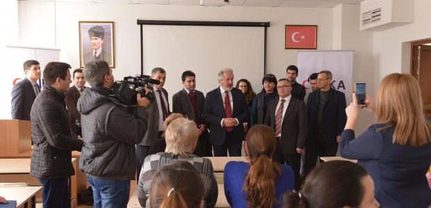 Moldova'da Hamdullah Suphi Tanrıöver Türk Dili Sınıfı Açıldı - 1