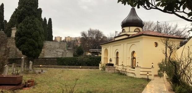 İtalya'da Türk Şehitliği ve Mescidi Restore Edildi - 1
