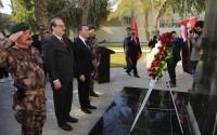 """""""تيكا"""" تفتتح مقبرة الشهداء الأتراك ببغداد بعد ترميمها"""