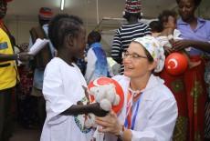 TİKA'dan Kenya'daki Mülteci Kampına Tıbbi Yardım