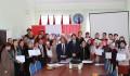 TİKA'dan Kırgızistan'da Kadın İstihdamına Destek  - 1