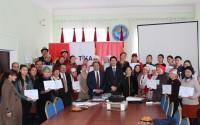 تيكا التركية تنفذ مشاريع لصالح النساء في قيرغيزستان