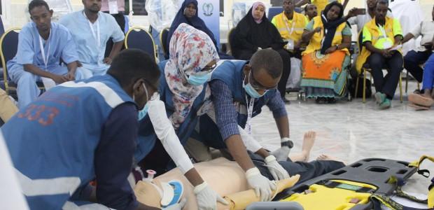 تيكا التركية تطلق دورات تدريبية لرفع القدرات الطبية في حالات الطوارئ - 1