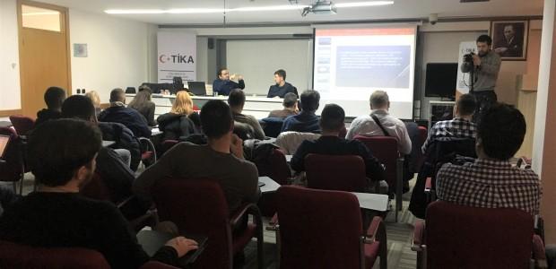 """""""تيكا"""" و""""تي آر تي"""" تنظمان دورات لتدريب منتسبي الإعلام من البلقان - 2"""