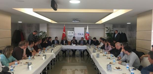 """""""تيكا"""" و""""تي آر تي"""" تنظمان دورات لتدريب منتسبي الإعلام من البلقان - 6"""