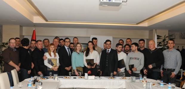 """""""تيكا"""" و""""تي آر تي"""" تنظمان دورات لتدريب منتسبي الإعلام من البلقان - 8"""