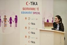 TİKA'dan Kosova'da Özel Eğitim Seminerleri
