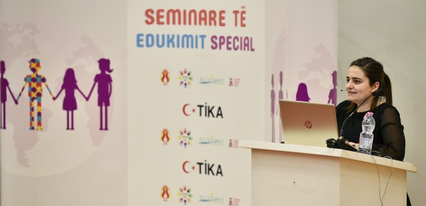 TİKA'dan Kosova'da Özel Eğitim Seminerleri - 1