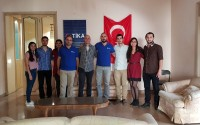 TİKA'dan Meksika'daki Suriyeli Öğrencilere Destek