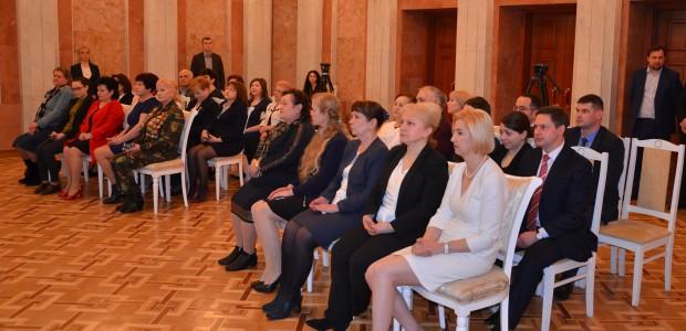 Moldova Cumhurbaşkanı Igor Dodon'dan TİKA'ya Onur Nişanı - 3