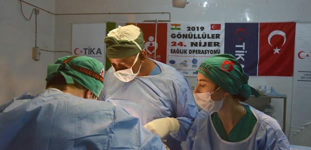 تيكا التركية تقدم دعما طبيا لنيجر - 2