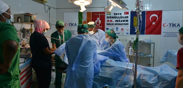 تيكا التركية تقدم دعما طبيا لنيجر - 1