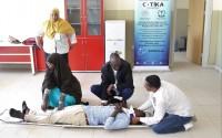 TİKA'dan Somali'de Acil Tıp Kapasite Artırma Eğitimi