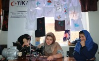 TİKA'dan Afganistan'da Kadınlara Mesleki Eğitimi