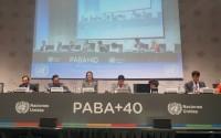 Yüksek Düzeyli 2. Birleşmiş Milletler Konferansı'nda TİKA'nın Tecrübeleri Aktarıldı