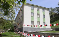 TİKA Renovated Dormitory in Skrapar, Albania