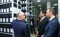 TİKA Desteğiyle Azerbaycan Noter Arşivi Kuruldu