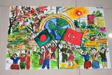 20 win Bangladesh-Turkey friendship competition awards