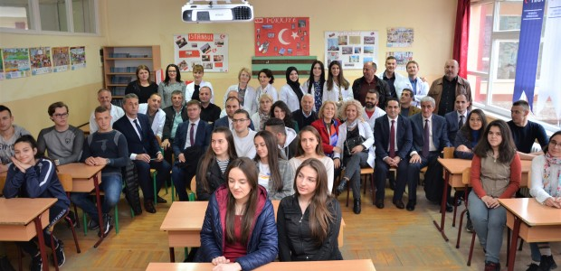 TİKA'dan Karadağ'da Eğitime Destek - 2