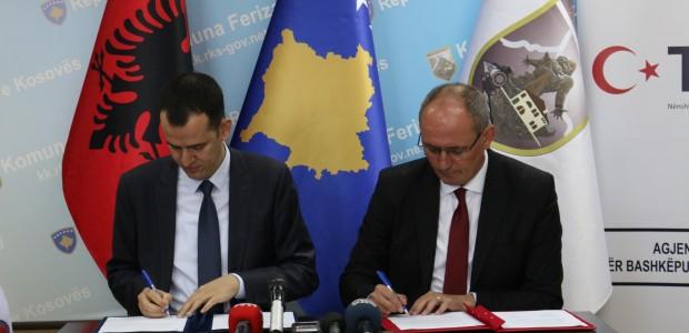 TİKA'dan Kosova'da Tarıma Destek - 1