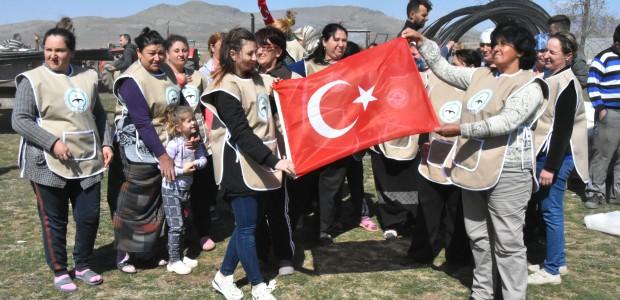 """TİKA'dan Kuzey Makedonya'da """"Üreten Kadınlar""""a Destek - 2"""