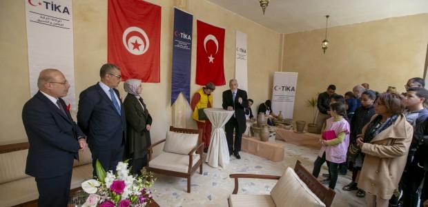 TİKA'dan Tunus'ta Geleneksel El Sanatlarına Destek - 3