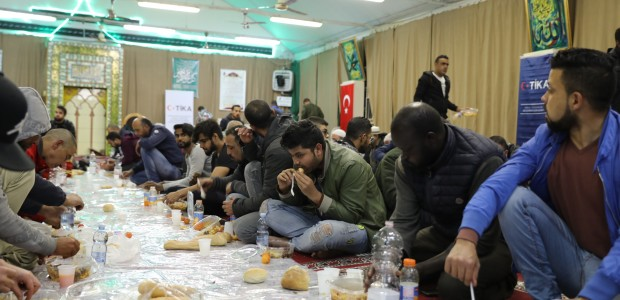 TİKA hosts iftar dinner in Italy - 1