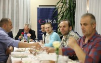 TİKA hosts iftar dinner in Italy