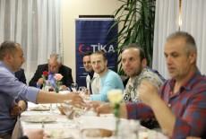 TİKA hosts iftar dinner in Italy