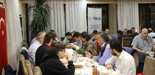 TİKA hosts iftar dinner in Italy - 7