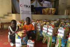 TİKA Provides Ramadan Food Aid to 1000 Families in Gambia