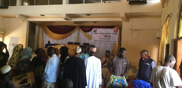 TİKA Provides Ramadan Food Aid to 1000 Families in Gambia - 3