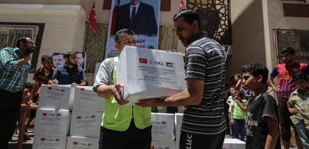 TİKA'dan Gazze'deki İhtiyaç Sahibi Ailelere Gıda Desteği - 2