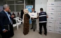 TİKA'dan Irak'ta Türkmen Ailelere Gıda Yardımı