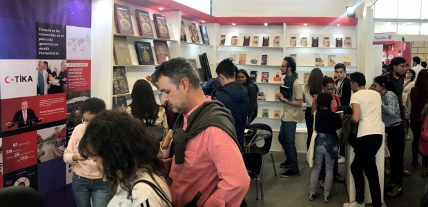 Introducing Turkey into the International Book Fair in Bogotá - 1