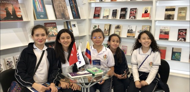 Introducing Turkey into the International Book Fair in Bogotá - 5