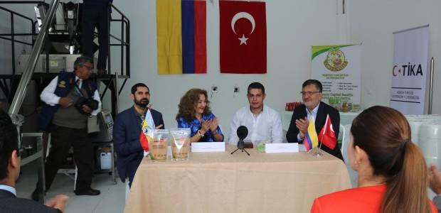 TİKA'dan Kolombiya'da Tarım Üreticilerine Destek - 2