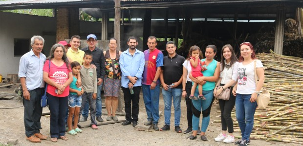 Agricultural Support To Colombia - 3