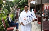 TİKA'dan Pakistanlı Yetimlere Gıda Yardımı ve İftar