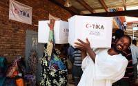 TİKA, Sudan'da İhtiyaç Sahiplerinin Yanında